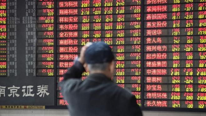 Chứng khoán châu Á chìm trong sắc đỏ, Nikkei 225 mất 400 điểm